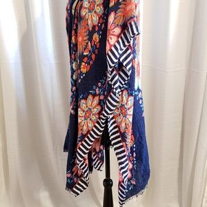 Anthropologie Tops - Anthropologie Do Everything In Love Floral Kimono